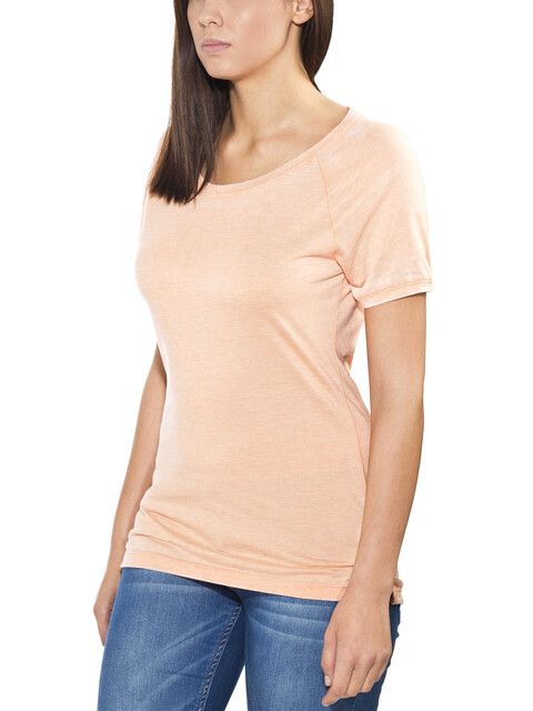 Black Diamond Pingora Tee Women Salmon